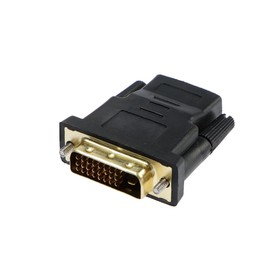 Переходник Luazon HDMI (F) - DVI (M) Ош