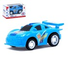 Машина инерционная «Скорость», цвета МИКС