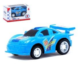 Машина инерционная «Скорость», цвета МИКС Ош