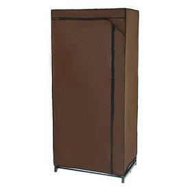 Шкаф для одежды 75×46×160 см, цвет кофейный Ош