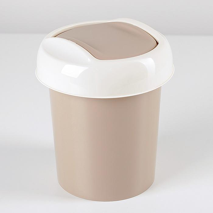 Контейнер для мусора Svip Ориджинал,1 л, цвет МИКС