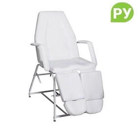 Педикюрное кресло 'ПК-012', цвет белый Ош