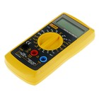 Мультиметр TOPEX, цифровой, универсальный, проверка диодов, проверка батарей 1.5/9 В