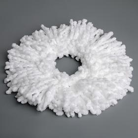 Насадка для швабры с отжимом-центрифугой, комплектующие к набору, длина нитей 10 см, 100 гр, цвет МИКС Ош