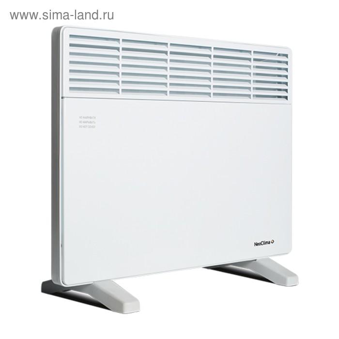 Обогреватель NeoClima Comforte T1.0 ЭВНА-1,0/230С2(мшп), конвекторный