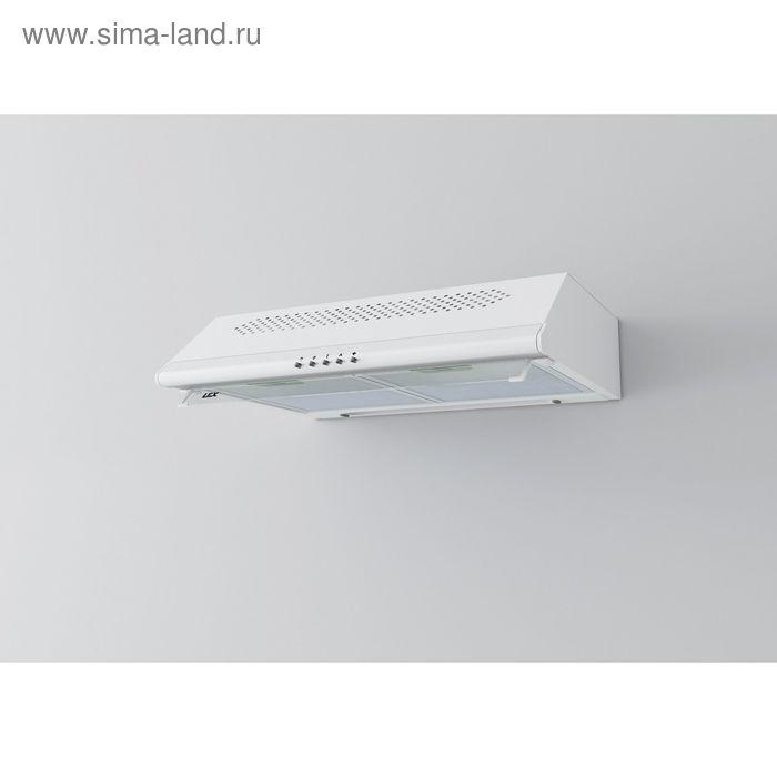 Вытяжка Lex Simple 600, белый