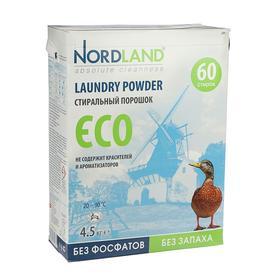Стиральный порошок Nordland ECO, 4,5 кг