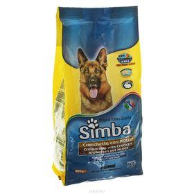 Сухой корм Simba Dog для собак, с курицей, 10 кг.