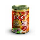 Влажный корм Special Dog для собак, паштет курица с кроликом, ж/б, 400 г