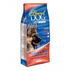 Сухой корм Special Dog для собак с чувств. кожей и пищ-ем, ягненок/рис, 15 кг.