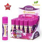 Клeй-карандаш Magic 8 г, Crown с цветным индикатором
