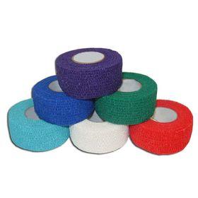 Бандаж Andover PetFlex цвета 'радуга', 2 шт., 2,5 см х 4,5 м Ош