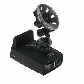 Видеорегистратор с радар-детектором Artway MD-102, GPS, 2' TFT, обзор 140°, 1920х1080 FHD Ош