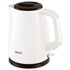 Чайник электрический Tefal KO1501.30, пластик, 1.5 л, 2400 Вт, белый