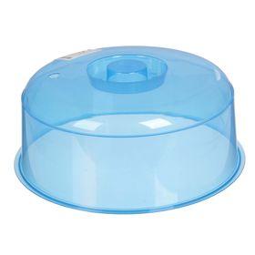 Крышка для СВЧ IDEA, 24 см, цвет синий