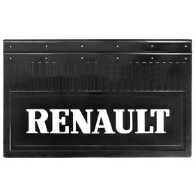 Брызговики на грузовики для Renault, 600х400 мм, набор 2 шт Ош