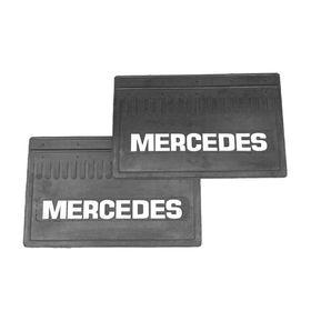 Брызговики на грузовики для MERCEDES, 600х400 мм Ош