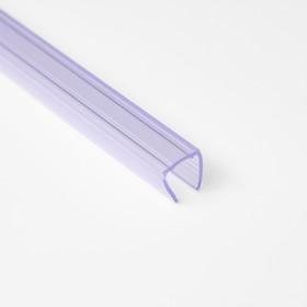 Короб монтажный для неона 8 х 16 мм, сечение 10 х 10 мм, 1 метр