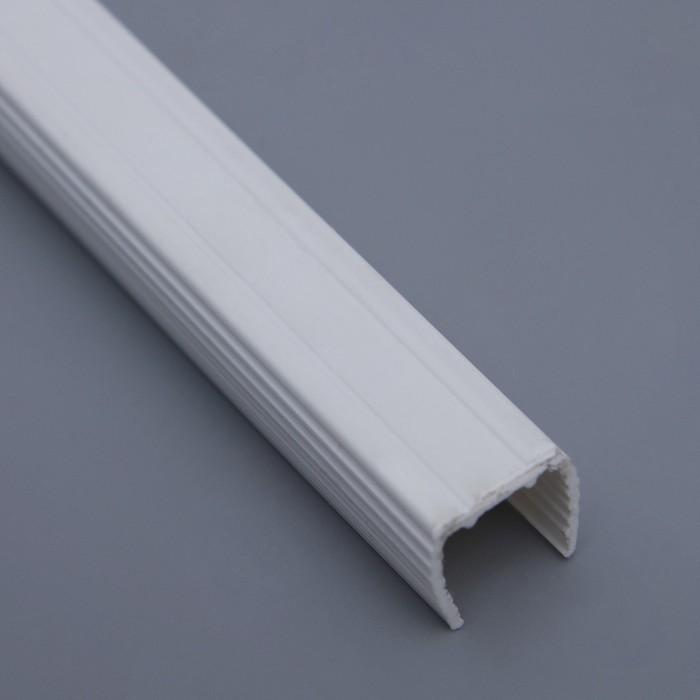 Короб монтажный для неона 15 х 25 мм, 1 метр
