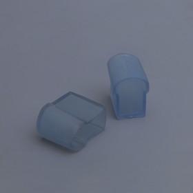 Заглушка для неона 15 х 25 мм, набор 25 шт. Ош