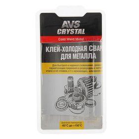 Клей холодная сварка для металла AVS AVK-107, 55 г Ош