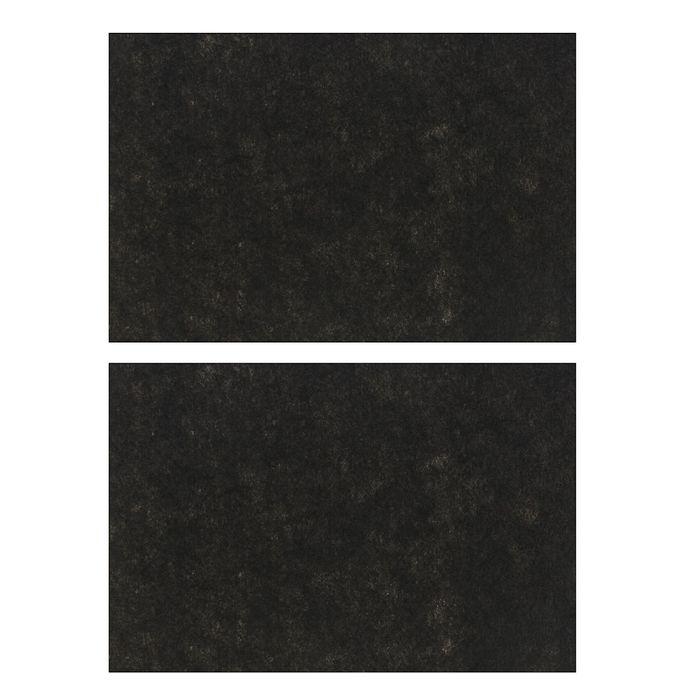 Коврики влаговпитывающие AVS VK-02, 50 х 38 см, набор 2 шт