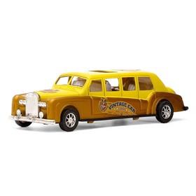 Машина инерционная «Лимузин» цвета МИКС Ош