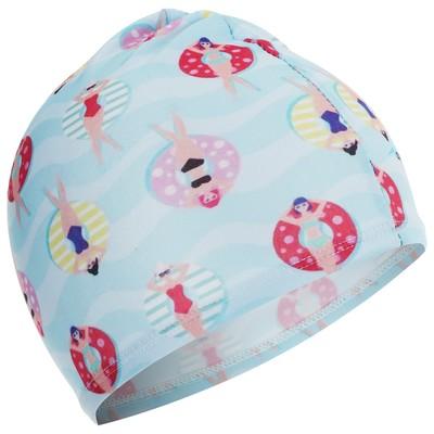 Шапочка для плавания ONLITOP CAKE, детская, цвета МИКС