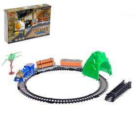 Железная дорога «Классик товарный», протяжённость пути 1,52 м
