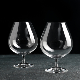 """Набор бокалов для бренди 875 мл """"Винтаче"""", 2 шт"""