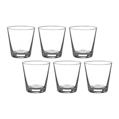 Набор стаканов для виски «Джайф», 330 мл, 6 шт.