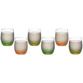 "Набор стаканов низких 300 мл ""Клаб"", 6 шт"