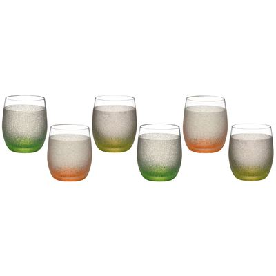 Набор стаканов «Клаб», 300 мл, 6 шт.