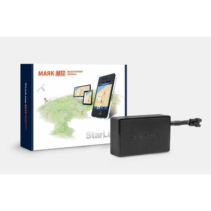 GSM/GPS-модуль Starline M17 , маяк, влагозащищенный