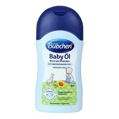 Масло  Bubchen для младенцев, 40 мл - Фото 1