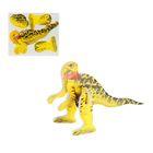 Конструктор 3D «Мир динозавров», МИКС