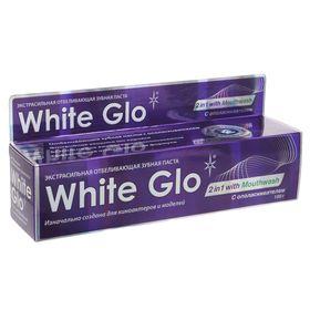 """Отбеливающая зубная паста White Glo """"2 в 1"""", 100 г"""
