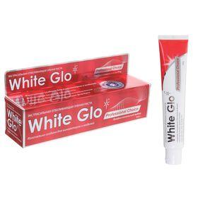 """Отбеливающая зубная паста White Glo """"Профессиональный выбор"""", 100 г"""