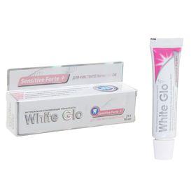 Отбеливающая зубная паста White Glo для снижения чувствительности зубов, 24 г