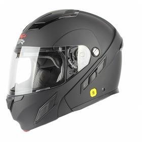 Шлем-модуляр MODE2 чёрный, матовый