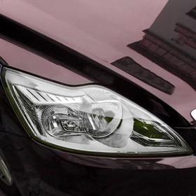 Пленка защитная для фар авто TORSO, прозрачная, рулон 30 х 900 см