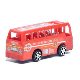 Машина инерционная «Городские спецслужбы», цвета МИКС