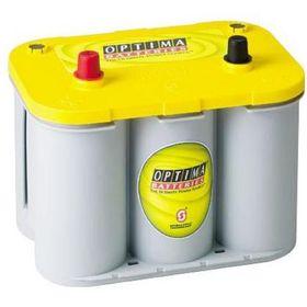 Аккумуляторная батарея Optima 55 Ач б/кл YellowTop YT U 4,2 Ош