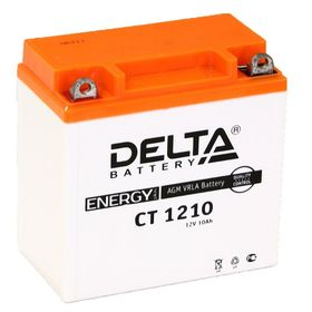 Аккумуляторная батарея Delta 10 Ач CT 1210 (12N9-4B-1) Ош