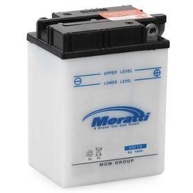 Аккумуляторная батарея Moratti 18 Ач 6N18 Ош
