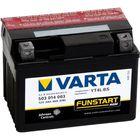 Аккумуляторная батарея Varta 3 Ач Moto AGM 503 014 003 (YT4L-BS)