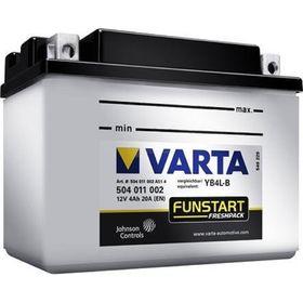 Аккумуляторная батарея Varta 4 Ач Moto 504 011 002 (YB4L-B) Ош