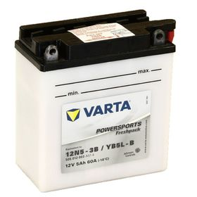 Аккумуляторная батарея Varta 5 Ач Moto 505 012 003 (12N5-3B/YB5L-B) Ош