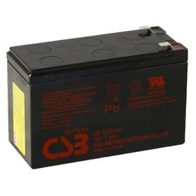 Аккумуляторная батарея CSB 7.2 Ач 12 Вольт GP 1272 Ош