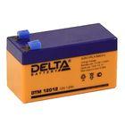Аккумуляторная батарея Delta 1,2 Ач 12 Вольт DTM 12012